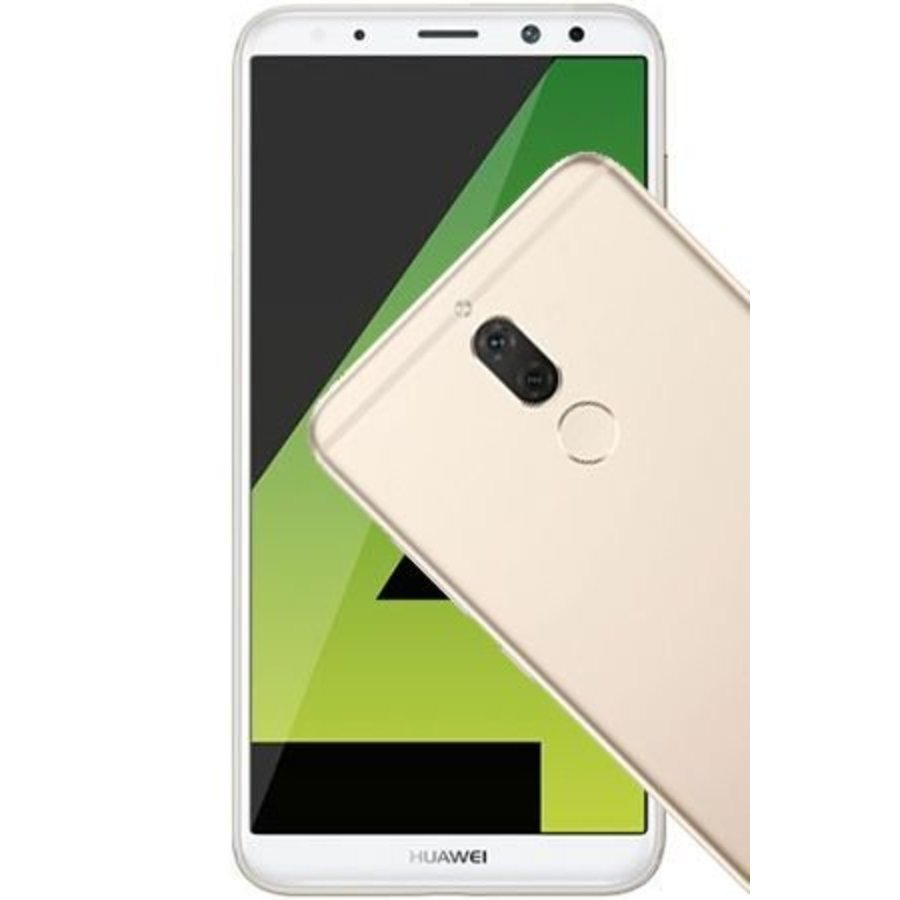 Huawei Mate 10 Lite 64GB Dual Sim Gold (Gold)-1