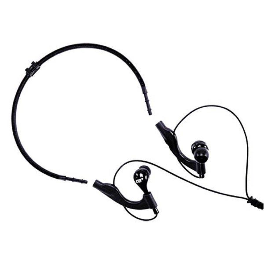 OverBoard Pro-Sport Waterproof Headphones - zwart-1