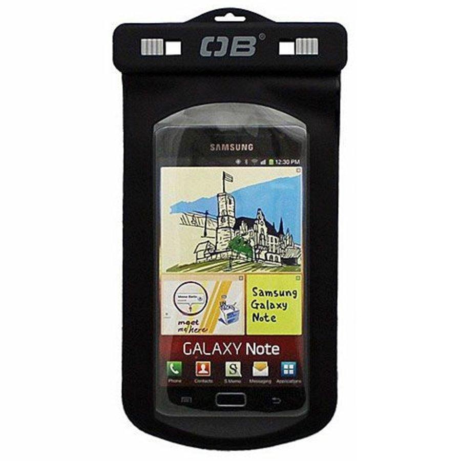 Overboard waterdichte hoes grote smartphones - Zwart-1