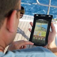 thumb-Overboard waterdichte hoes grote smartphones - Zwart-3