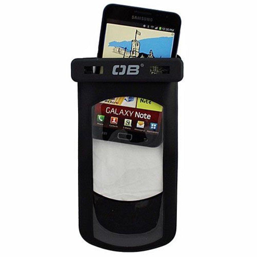 Overboard waterdichte hoes grote smartphones - Zwart-5