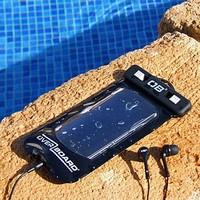 thumb-Water- en stofdichte smartphonehoes Overboard - Zwart-2