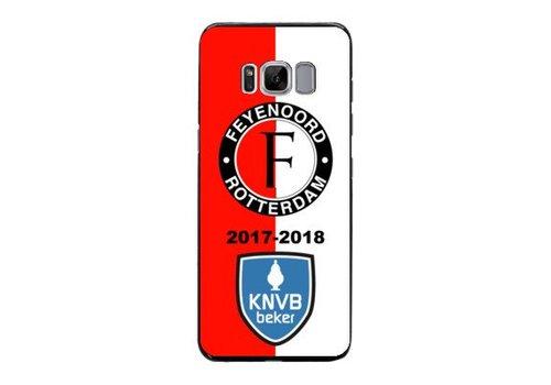 Feyenoord bekerwinnaar Galaxy S8
