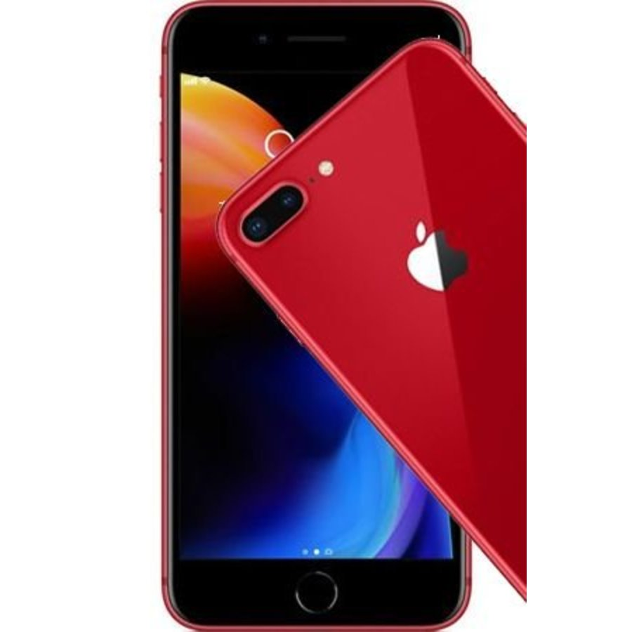 Apple iPhone 8 Plus 256GB Red (256GB Red)-1