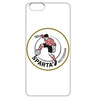 thumb-Sparta Rotterdam hardcover iPhone 7/8  - wit-2