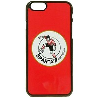 thumb-Sparta Rotterdam hardcover iPhone 7/8  - wit-4