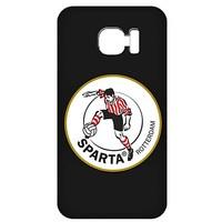 thumb-Sparta Rotterdam hardcover Samsung Galaxy S6  - zwart-1