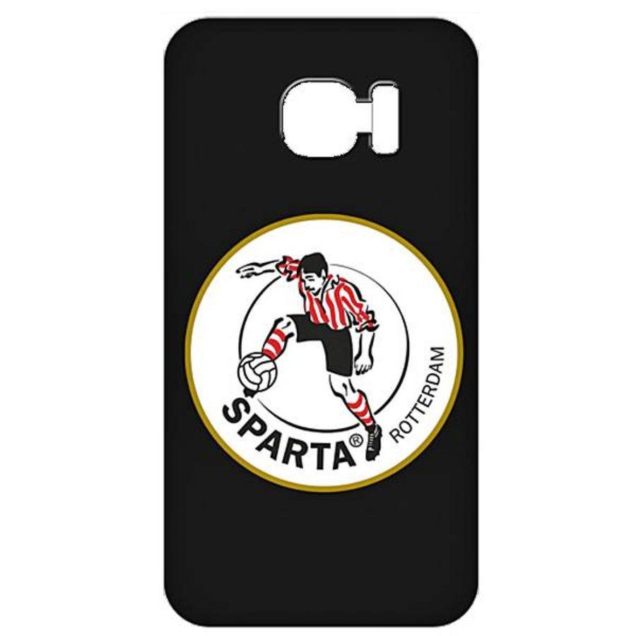Sparta Rotterdam hardcover Samsung Galaxy S6  - zwart-1