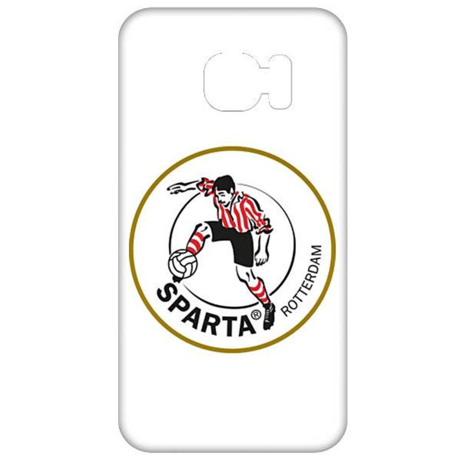 Sparta Rotterdam hardcover Samsung Galaxy S6  - zwart-3
