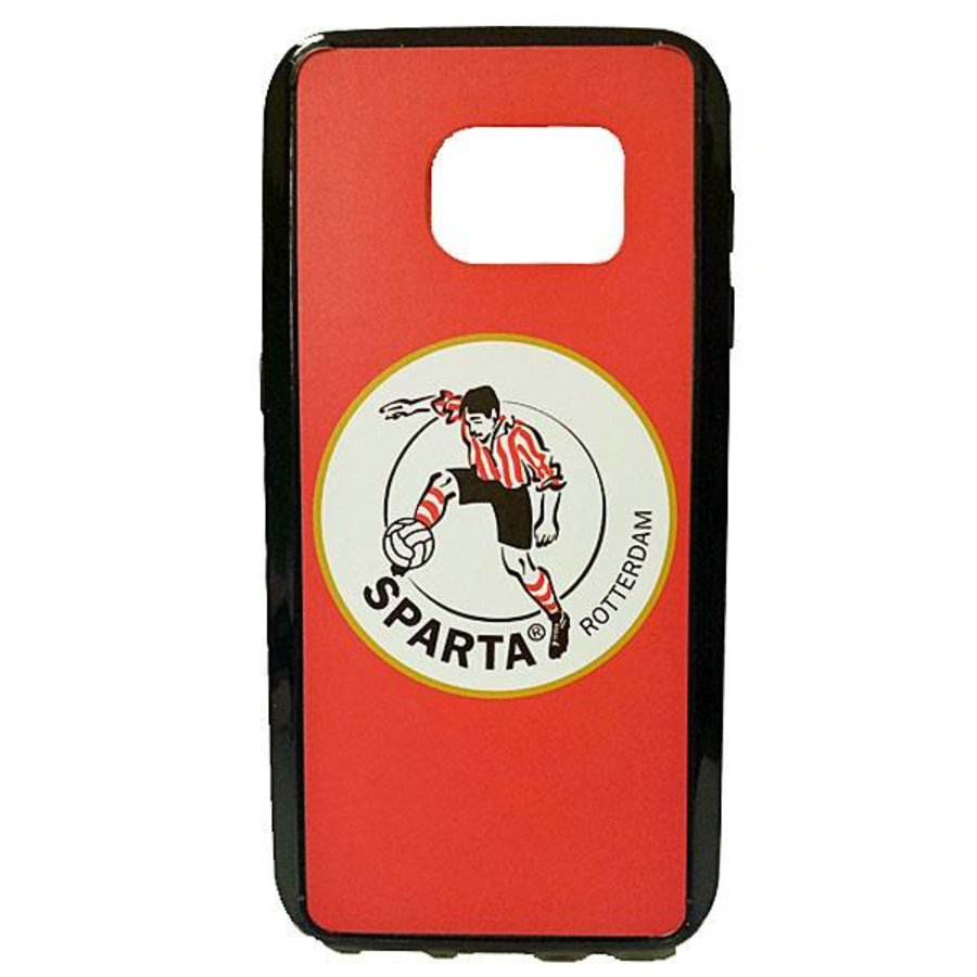 Sparta Rotterdam hardcover Samsung Galaxy S6  - zwart-4