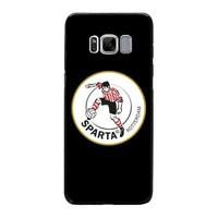 thumb-Sparta Rotterdam hardcover Samsung Galaxy S8 Plus- rood-wit-1