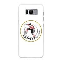 thumb-Sparta Rotterdam hardcover Samsung Galaxy S8 Plus- rood-wit-3
