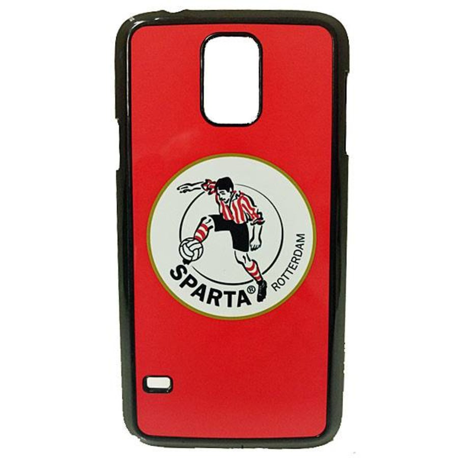 Sparta Rotterdam hardcover Samsung Galaxy S5  - rood-1