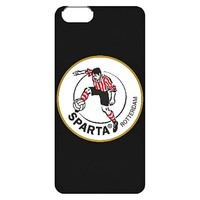 thumb-Sparta Rotterdam hardcover iPhone SE / 5(S)  - rood-1