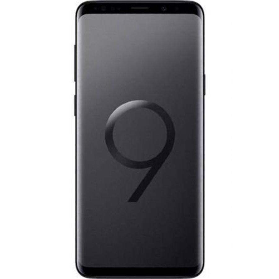 Samsung Galaxy S9+ 256GB G965F Midnight Black (256GB Midnight Black)-1