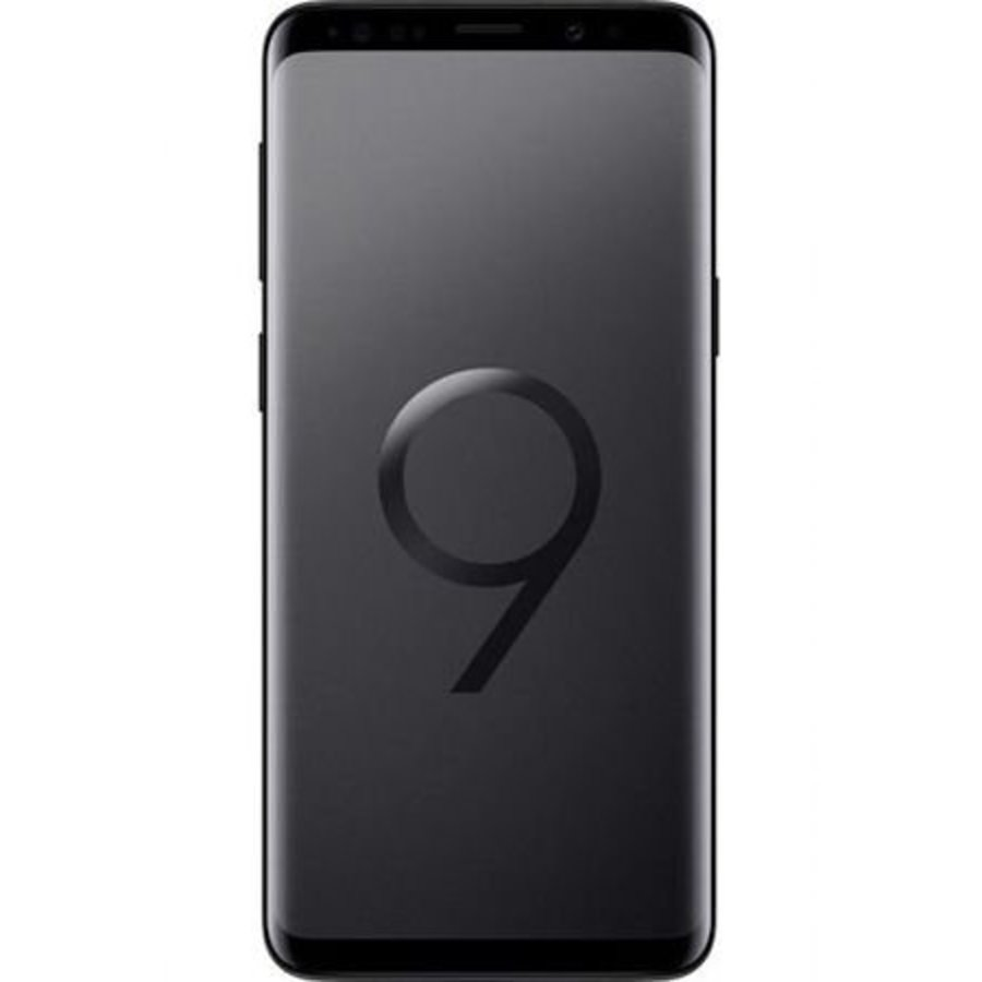 Samsung Galaxy S9 G960F Midnight Black (64GB Midnight Black)-1