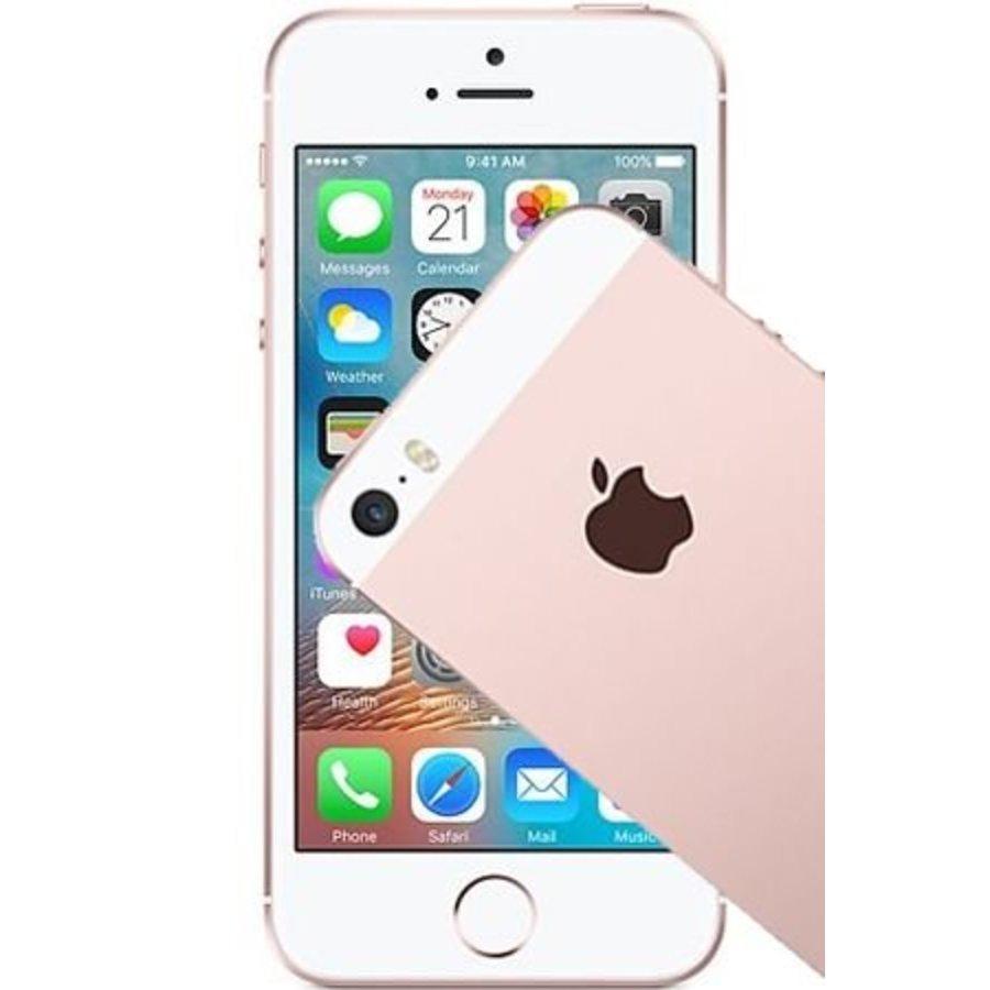 Apple iPhone SE 128GB Rose Gold (128GB Rose Gold)-1