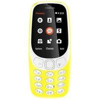 Nokia 3310 3G (2017) Yellow (Yellow)