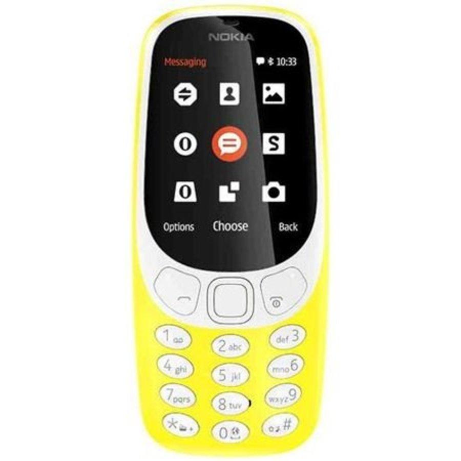 Nokia 3310 3G (2017) Yellow (Yellow)-1