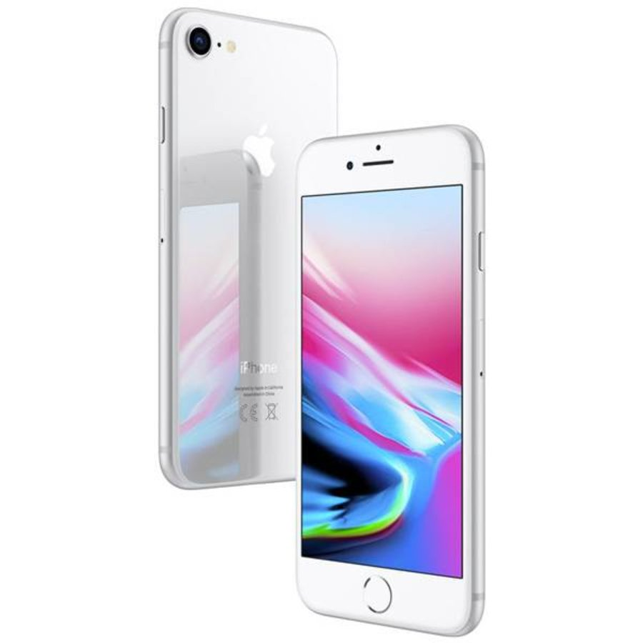 Refurbished iPhone 8 - 64GB  Silver-1