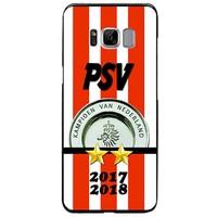 PSV Kampioen hardcover Samsung Galaxy S8 - zwart