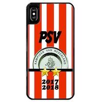 PSV Kampioen 2017 - 2018 hardcover iPhone X - zwart