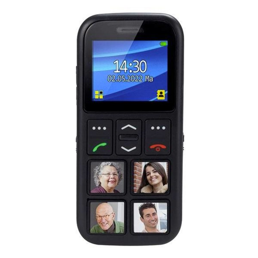 Fysic FM-50 telefoon Alzheimer-2