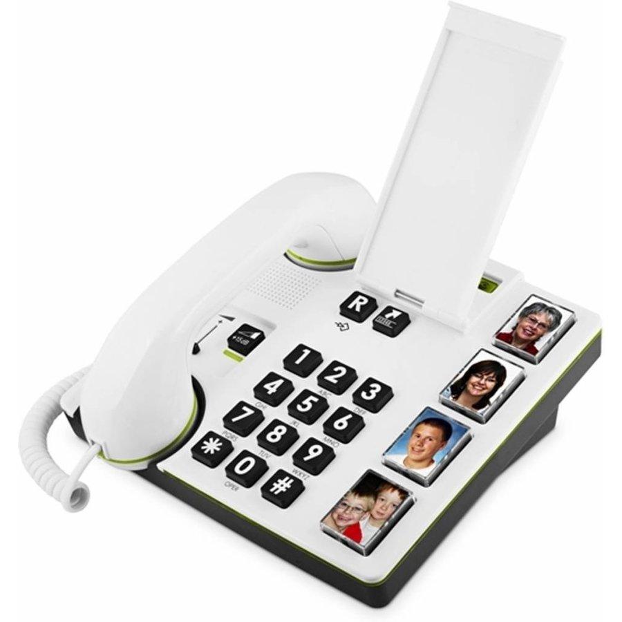 Doro MemoryPlus 319i ph seniorentelefoon Alzheimer-3