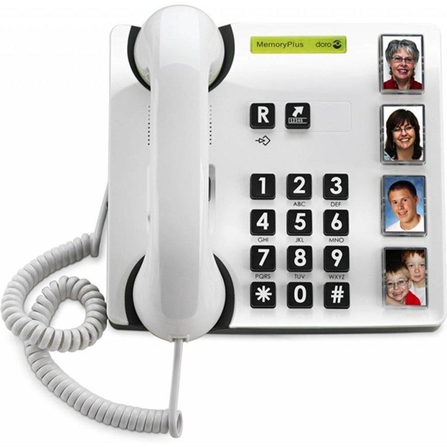 Doro MemoryPlus 319i ph seniorentelefoon Alzheimer-2