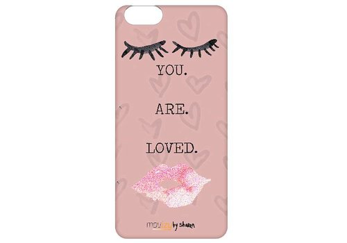 Movizy You're Loved by Sharon cover iPhone 6(S)