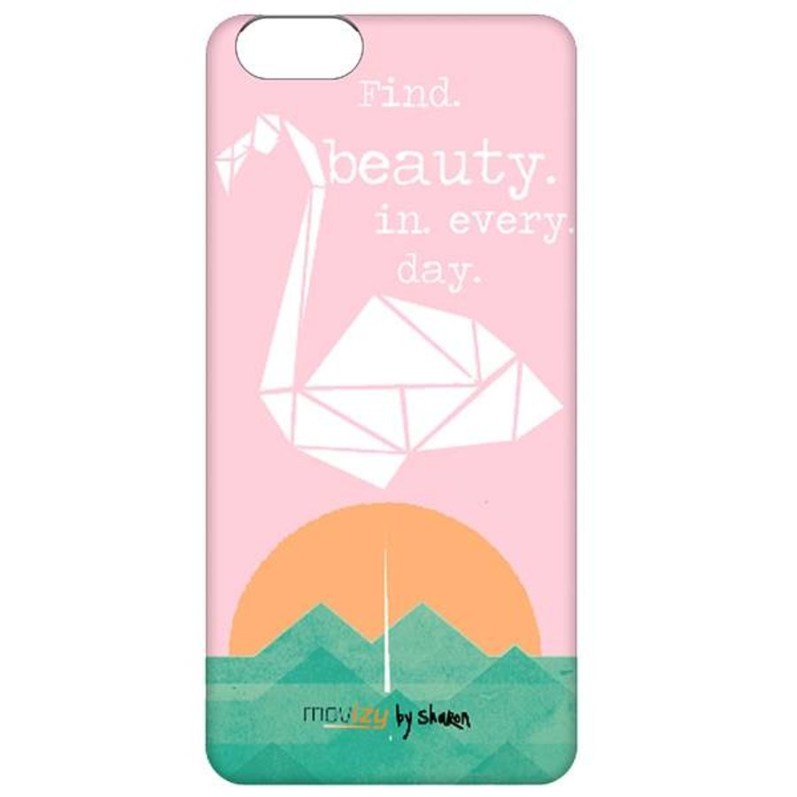Movizy Flamingo by Sharon cover iPhone 6(S)