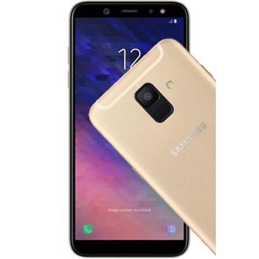 Samsung Galaxy A6 2018 A600FN Gold (Gold)-1