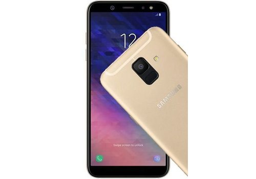 Samsung Galaxy A6 2018 Dual Sim A600FD Gold