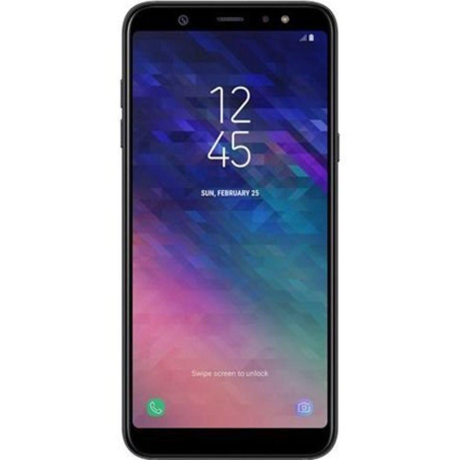 Samsung Galaxy A6+ 2018 Dual Sim A605FD Black (Black)-1