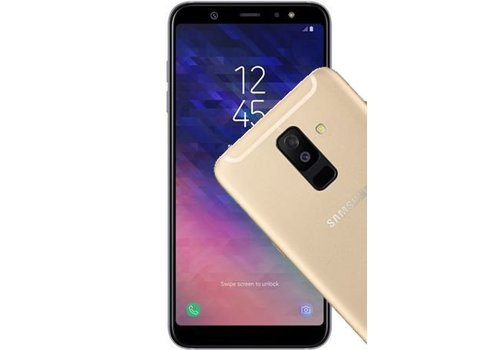Samsung Galaxy A6+ 2018 Dual Sim A605FD Gold