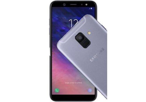 Samsung Galaxy A6 2018 Dual Sim A600FD Lavender