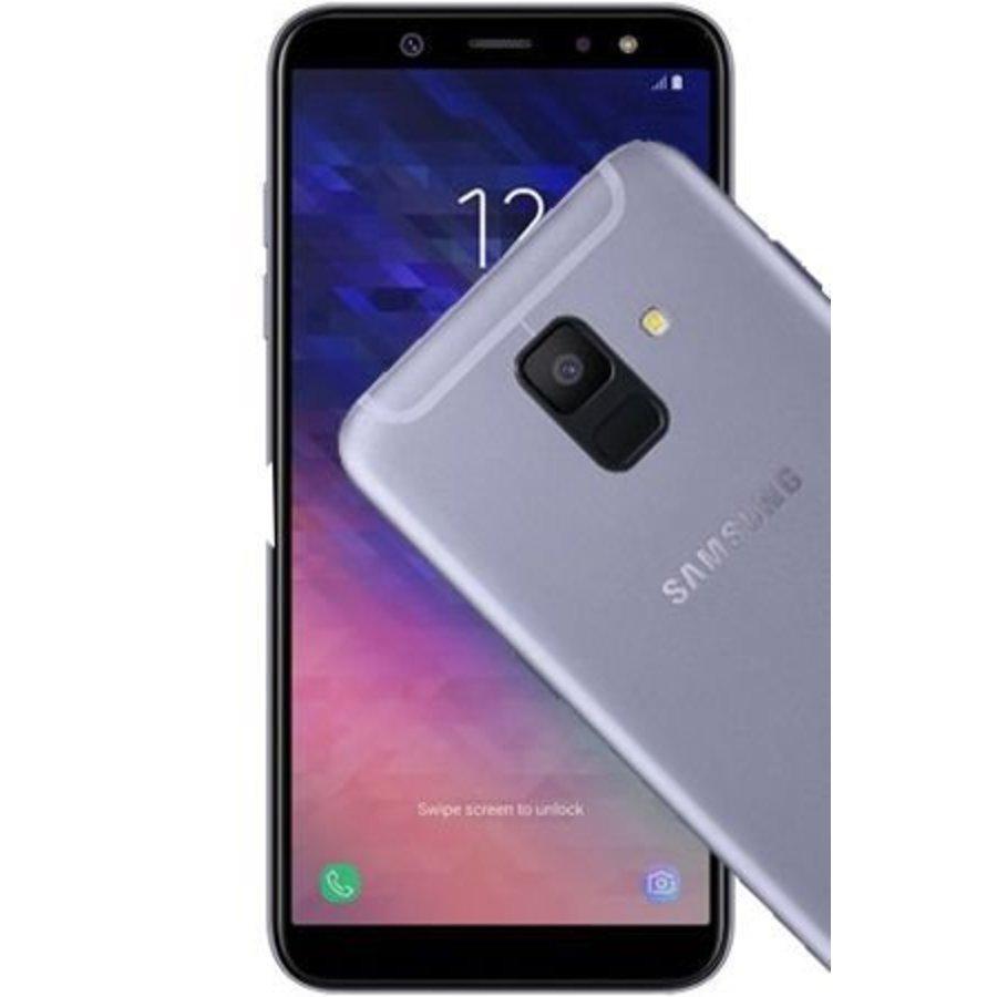 Samsung Galaxy A6 2018 Dual Sim A600FD Lavender (Lavender)-1