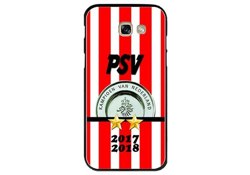 PSV Kampioen hardcover Samsung Galaxy A5 (2017) - zwart