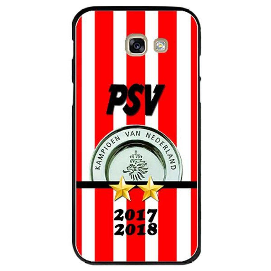 PSV Kampioen hardcover Samsung Galaxy A5 (2017) - zwart-1