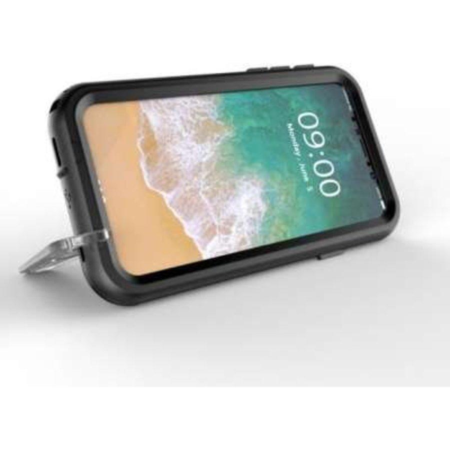 Just in Case Apple iPhone X Waterproof Case (Black)-2