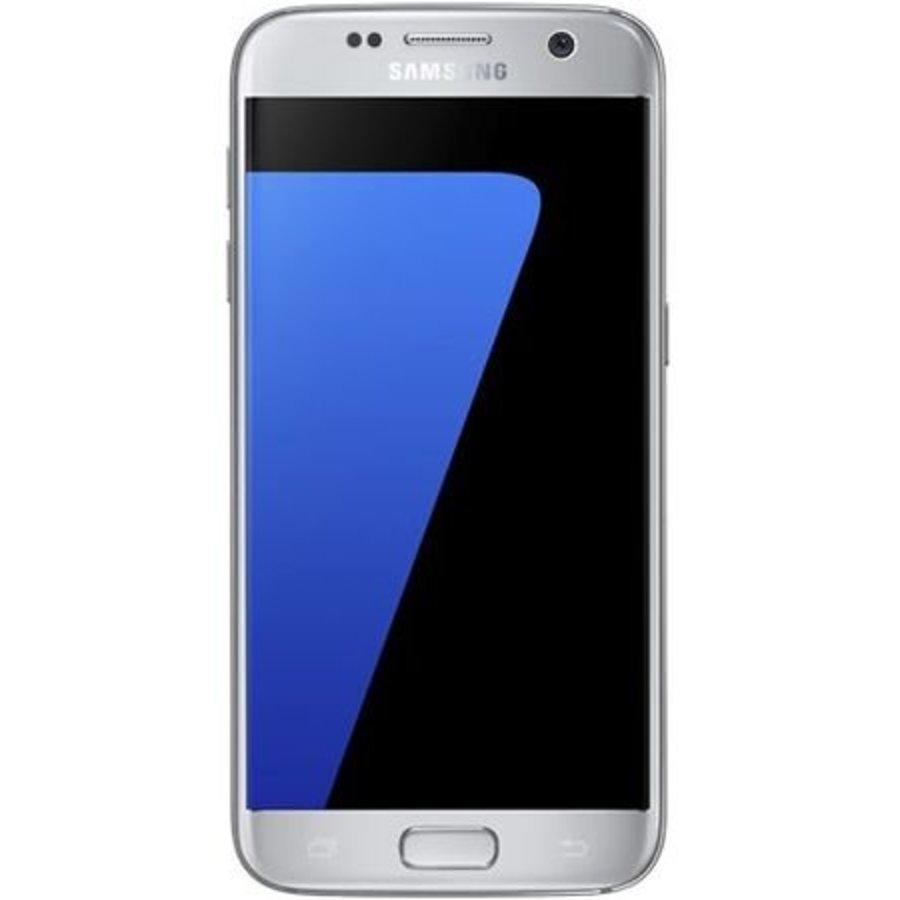 Samsung Galaxy S7 G930F 32GB Silver (32GB Silver)-1