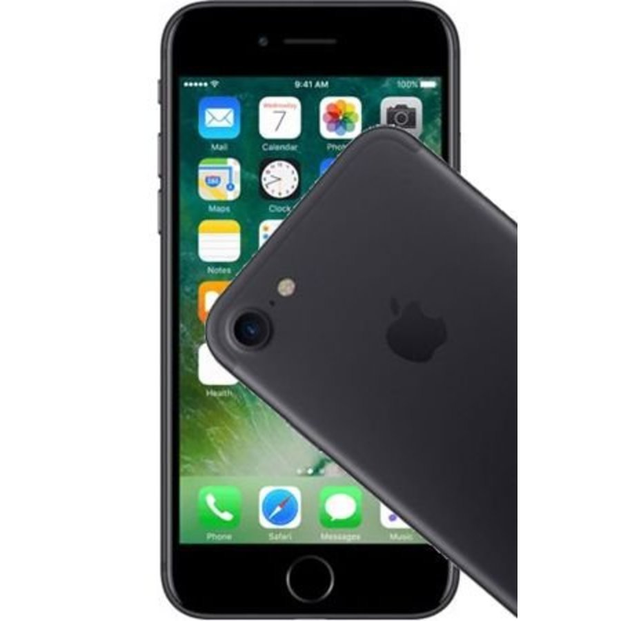 Apple iPhone 7 256GB Black (256GB Black)