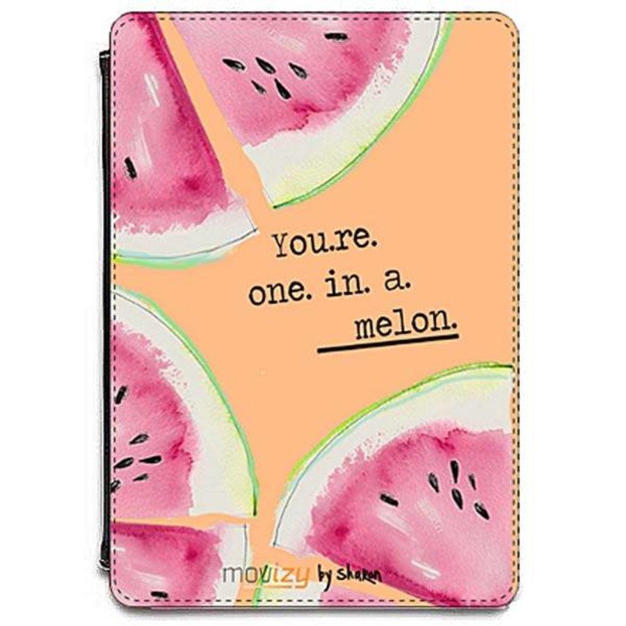 Movizy by Sharon cover iPad Mini 4 - Melon-1