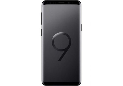 Samsung Galaxy S9 Dual Sim G960F 256GB Midnight Black