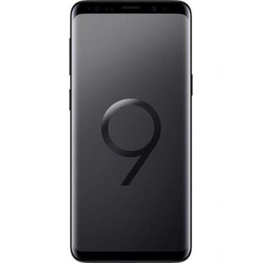 Samsung Galaxy S9 Dual Sim G960F 256GB Midnight Black (256GB Midnight Black)-1