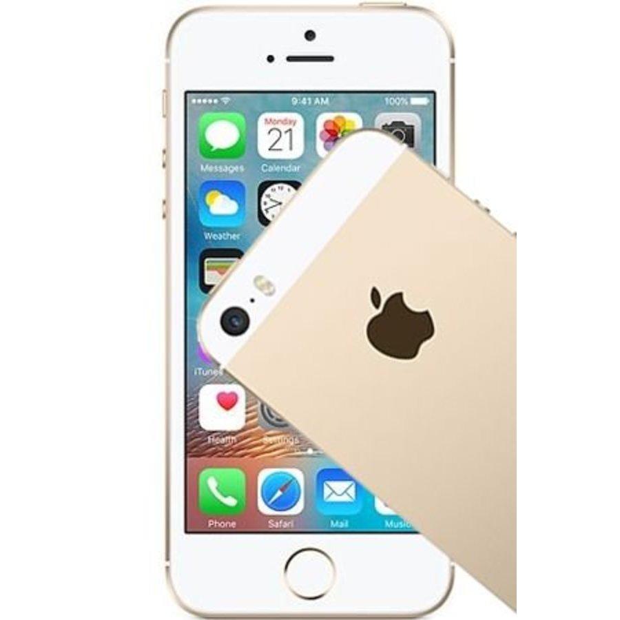 Apple iPhone SE 128GB Gold (128GB Gold)