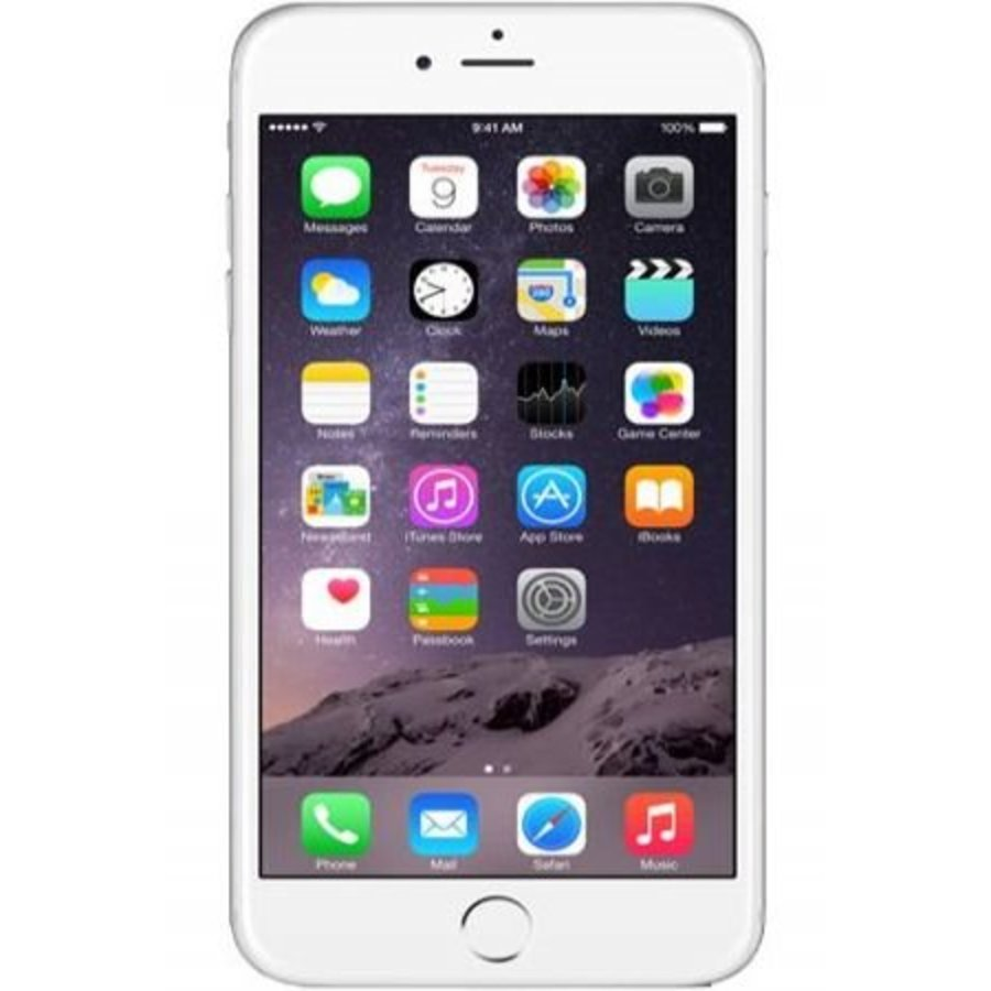 Apple iPhone 6s Plus 32GB Silver (32GB Silver)-1