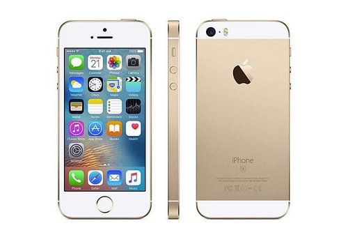Refurbished iPhone SE - 64GB - Gold