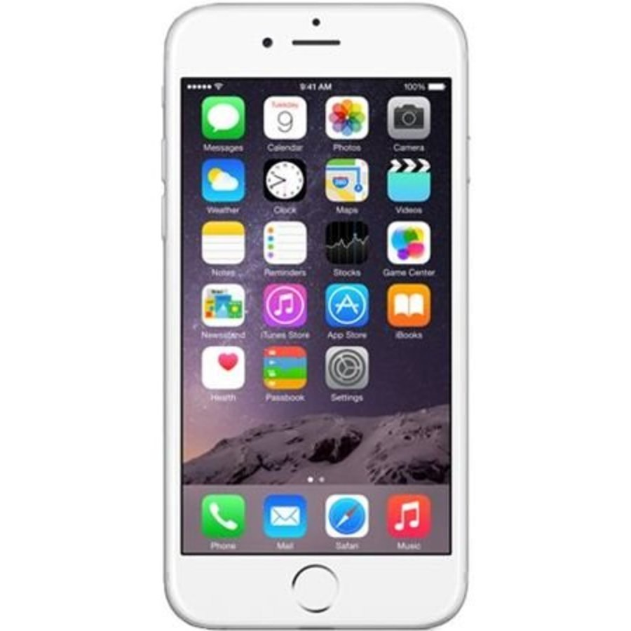 Apple iPhone 6s 64GB Silver (64GB Silver)-1
