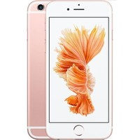 Apple iPhone 6s 128GB Rose Gold (128GB Rose Gold)